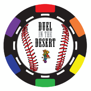Duel In The Desert Logo